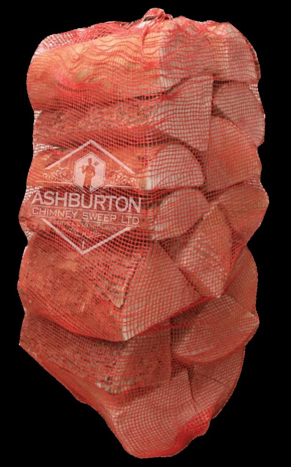 Net of Ash Kiln Dried Logs