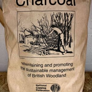 Devon produced charcoal bags